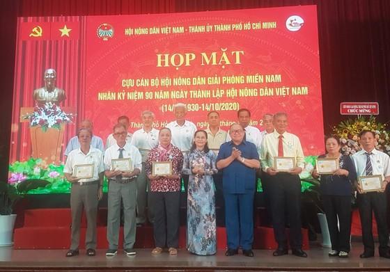 Xây dựng Hội Nông dân Việt Nam phát triển, nông dân giàu có, nông thôn văn minh, hiện đại   ảnh 1