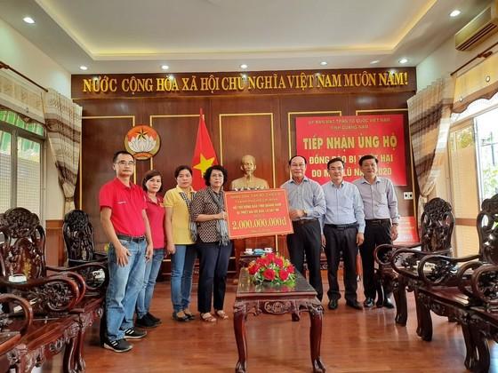 TPHCM hỗ trợ tỉnh Quảng Nam hơn 2 tỷ đồng khắc phục hậu quả bão lũ ảnh 2