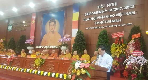 Hoạt động Phật sự của Giáo hội Phật giáo Việt Nam TPHCM góp phần củng cố khối đại đoàn kết toàn dân tộc    ảnh 1