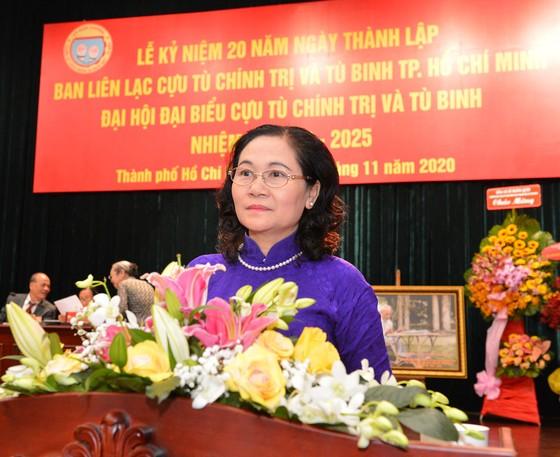 Kỷ niệm 20 năm thành lập và Đại hội đại biểu Cựu tù chính trị - tù binh TPHCM ảnh 2