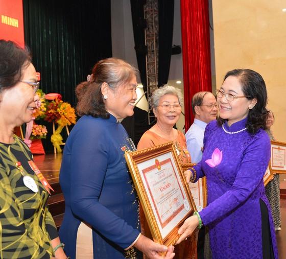 Kỷ niệm 20 năm thành lập và Đại hội đại biểu Cựu tù chính trị - tù binh TPHCM ảnh 3