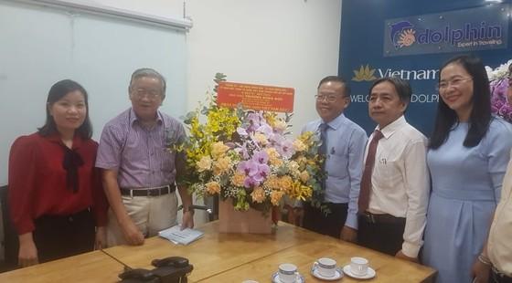 Lãnh đạo TPHCM thăm các nhà giáo lão thành ảnh 6