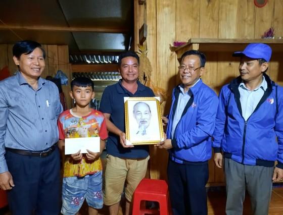 Hơn 1,2 tỷ đồng hỗ trợ đồng bào các dân tộc huyện Cư Jút, tỉnh Đắk Nông  ảnh 1