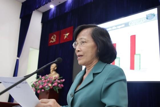 Quán triệt Nghị quyết Đại hội Đảng bộ TPHCM lần thứ XI đến các vị thành viên Ủy ban MTTQ Việt Nam TPHCM ảnh 2