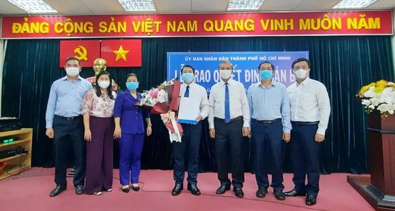 Ông Nguyễn Trí Dũng giữ chức vụ Chủ tịch UBND quận Gò Vấp      ảnh 2