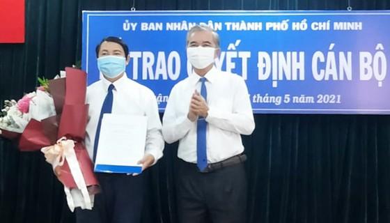 Ông Nguyễn Trí Dũng giữ chức vụ Chủ tịch UBND quận Gò Vấp      ảnh 1