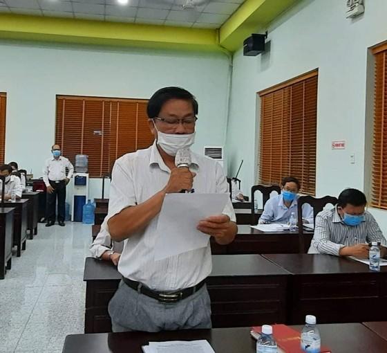 Cử tri quận 12 mong đại biểu HĐND TPHCM tập trung giải quyết những tồn đọng, chậm phát triển trên địa bàn ảnh 1