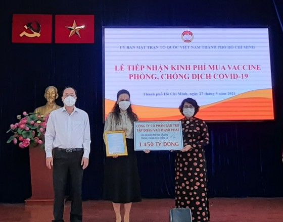 Chủ tịch nước kêu gọi các tầng lớp nhân dân, doanh nghiệp đóng góp ủng hộ chống dịch Covid-19 ảnh 5