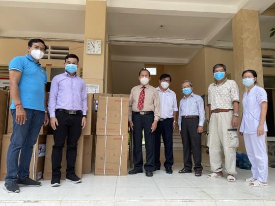 Tiếp nhận những 'Chuyến hàng nghĩa tình' của tỉnh An Giang gửi người dân TPHCM     ảnh 3