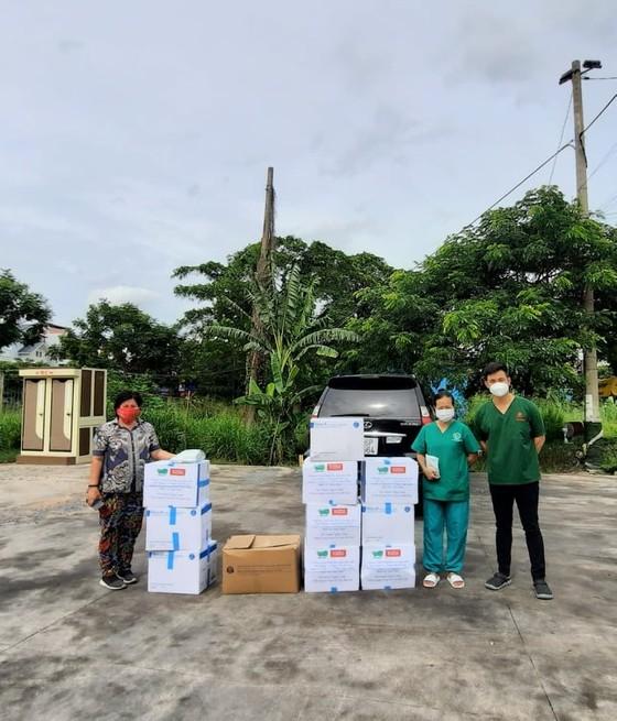Hơn 60.000 túi thuốc nghĩa tình đến người F0 cách ly tại nhà ảnh 4