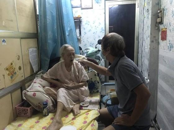 Bà cụ 99 tuổi chiến thắng Covid-19 tại nhà ảnh 2