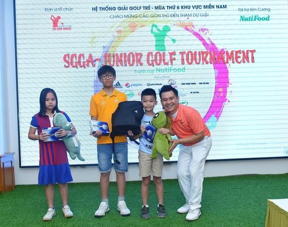 Dấu ấn của golf thủ trẻ ảnh 2