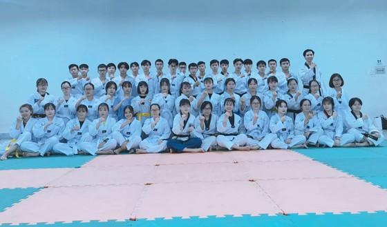 Taekwondo nở rộ trong giới sinh viên TPHCM ảnh 2