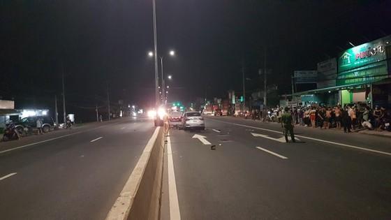 Bình Phước: Tai nạn giao thông trên QL13, khiến 2 người bị tử vong  ảnh 1