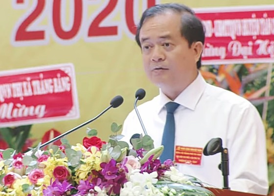 Đồng chí Nguyễn Hồng Thanh làm Bí thư Thành ủy Tây Ninh ảnh 1