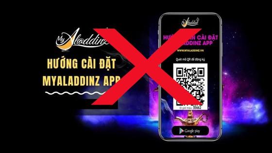 Dễ sập bẫy đa cấp khi nộp tiền vào ứng dụng Myaladdinz ảnh 1