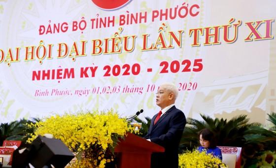 Khai mạc Đại hội đại biểu Đảng bộ tỉnh Bình Phước lần thứ XI ảnh 2