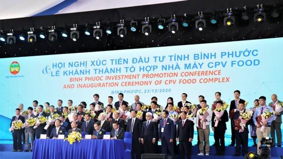 Bình Phước tổ chức Hội nghị xúc tiến đầu tư năm 2020 ảnh 2
