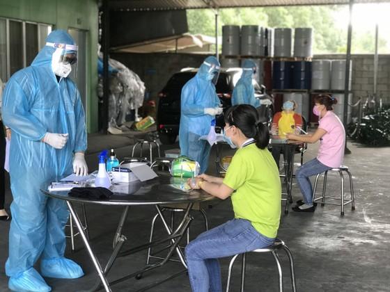 Bình Phước xét nghiệm toàn bộ người lao động trong khu công nghiệp   ảnh 2