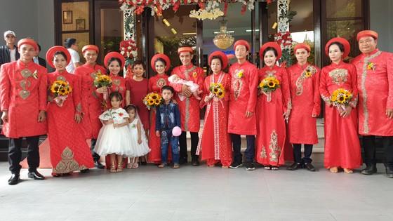 Tổ chức đám cưới tập thể cho công nhân khó khăn ảnh 7