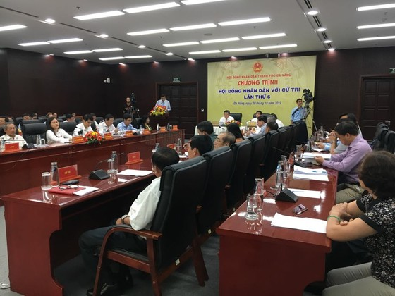 Đà Nẵng: Quyết tâm trong việc xử lý ô nhiễm môi trường ảnh 1