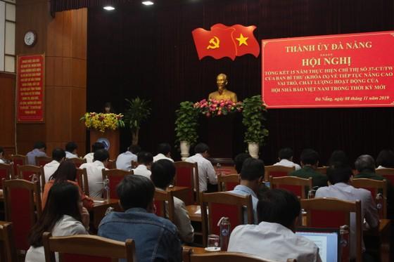 Đà Nẵng tổng kết 15 năm thực hiện Chỉ thị 37 của Ban Bí thư ảnh 1