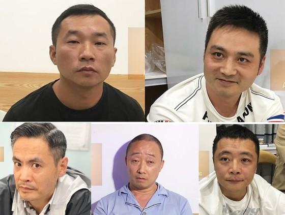 5 đối tượng người Trung Quốc trốn truy nã đặc biệt bị tóm gọn tại Đà Nẵng ảnh 1