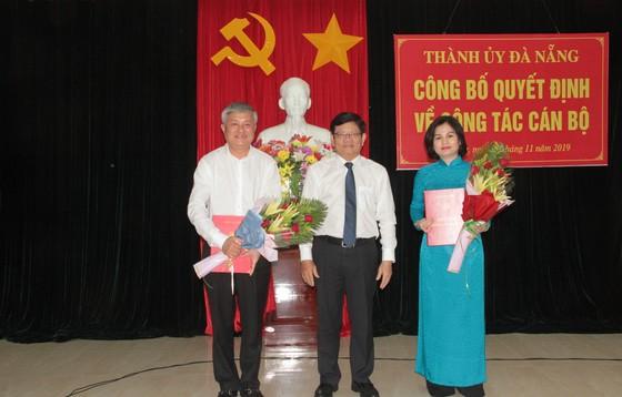 Đà Nẵng bổ nhiệm 3 chức danh mới ảnh 1