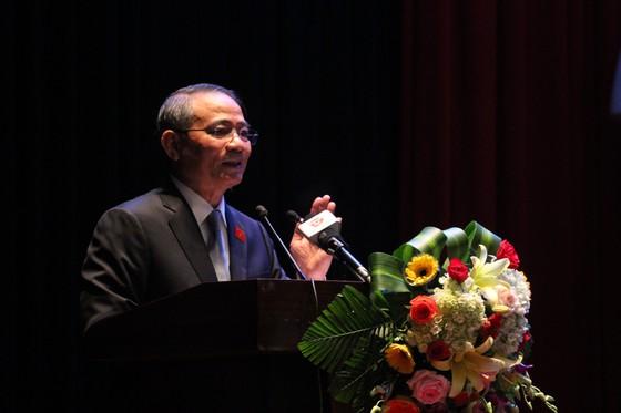 Bí thư Thành ủy Đà Nẵng Trương Quang Nghĩa: 'Lò vẫn tiếp tục nóng' ảnh 1