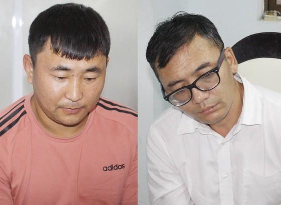 Bắt 2 đối tượng người Mông Cổ trộm cắp tài sản, làm giả giấy tờ ảnh 1