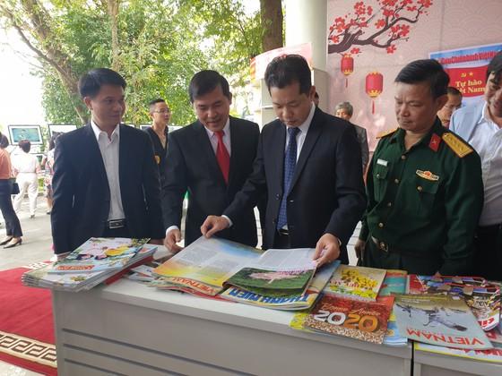 Đà Nẵng khai mạc Hội Báo Xuân Canh Tý 2020 ảnh 1