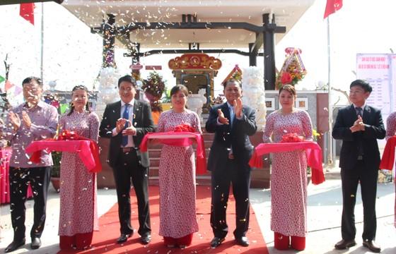 Khánh thành khu Di tích lịch sử 'Địa điểm trận đánh của 7 dũng sĩ Điện Nam' ảnh 1