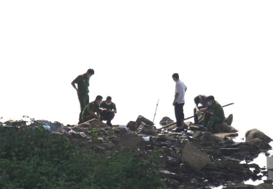 Đà Nẵng: Phát hiện một thi thể trong vali trôi trên sông Hàn ảnh 1