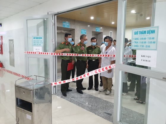 Bệnh viện 199 sẵn sàng công tác phòng dịch nCoV  ảnh 3