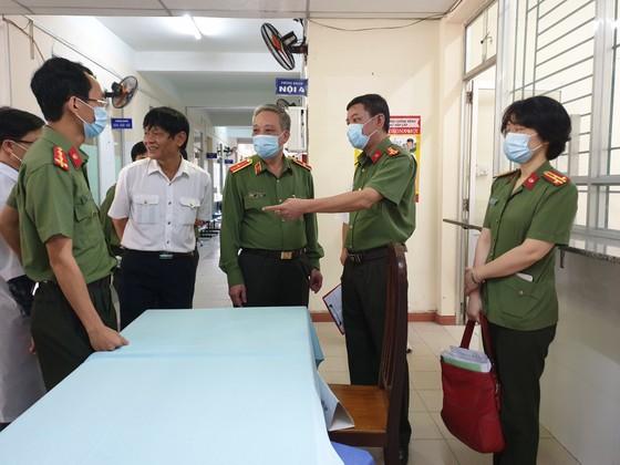 Bệnh viện 199 sẵn sàng công tác phòng dịch nCoV  ảnh 9
