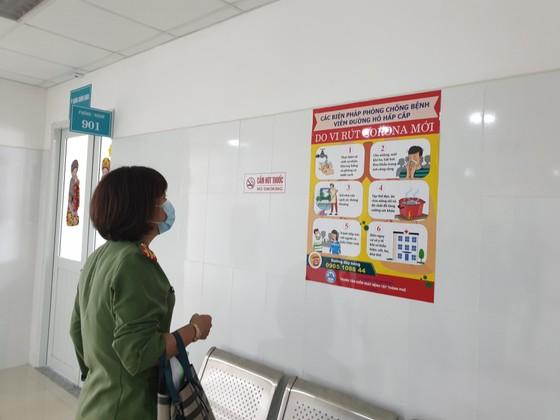 Bệnh viện 199 sẵn sàng công tác phòng dịch nCoV  ảnh 10