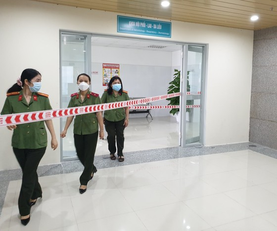 Bệnh viện 199 sẵn sàng công tác phòng dịch nCoV  ảnh 8