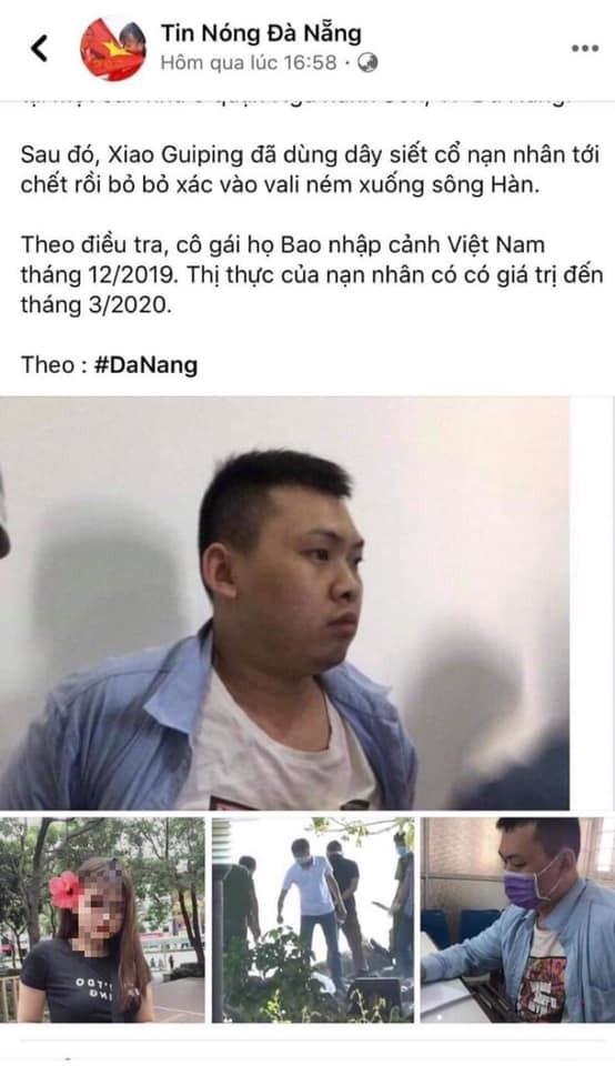 Xử lý người tung tin sai về vụ án người Trung Quốc sát hại đồng hương ảnh 2