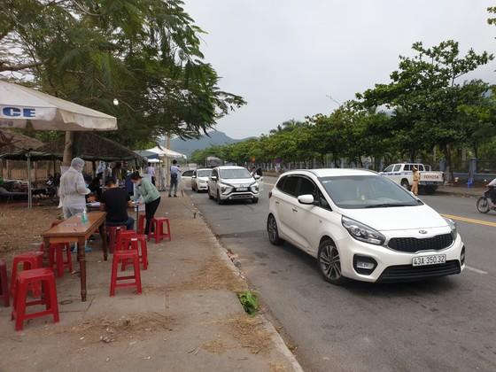 Đà Nẵng tăng cường kiểm soát phương tiện vào thành phố ảnh 2