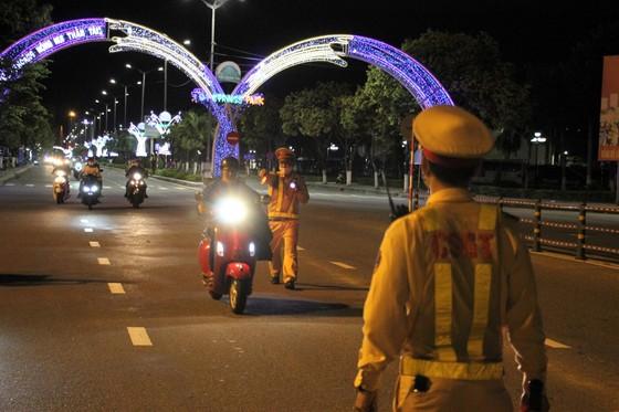 Đà Nẵng ra quân phòng chống đua xe trái phép  ảnh 1