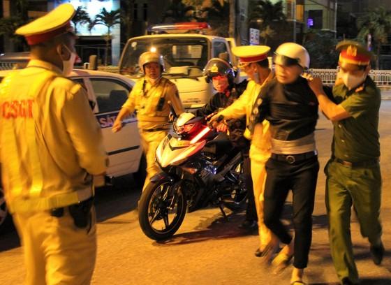 Đà Nẵng ra quân phòng chống đua xe trái phép  ảnh 2