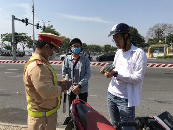 Đà Nẵng ra quân tổng kiểm soát các phương tiện giao thông đường bộ ảnh 2