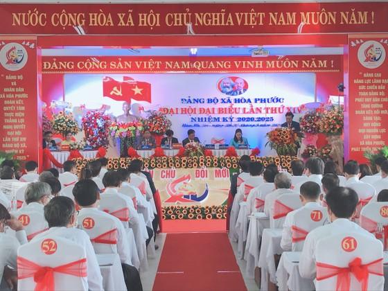 Đảng Bộ xã Hòa Phước (huyện Hòa Vang, Đà Nẵng): Chuyển dịch kinh tế đúng hướng ảnh 1