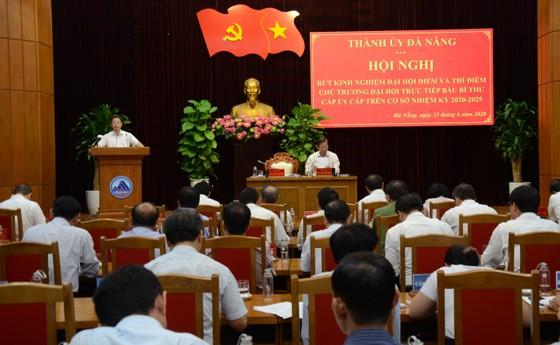 Đà Nẵng tổ chức rút kinh nghiệm đại hội điểm ảnh 1