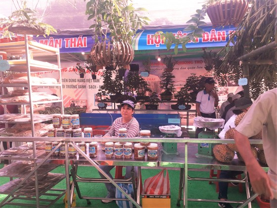 Quận Sơn Trà khai mạc Phiên chợ Nông dân 2020 ảnh 5