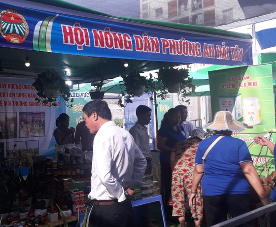 Quận Sơn Trà khai mạc Phiên chợ Nông dân 2020 ảnh 6