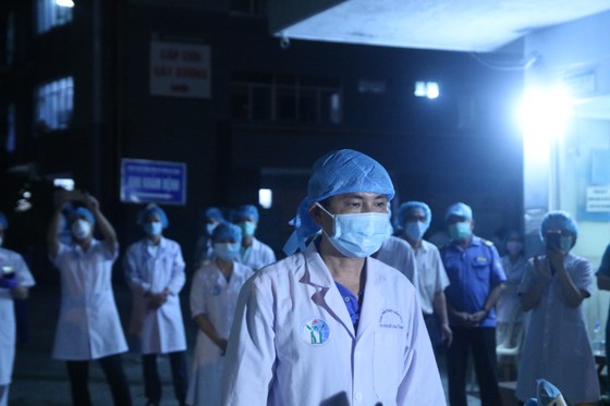 Gỡ bỏ phong tỏa Bệnh viện Chỉnh hình- Phục hồi chức năng và khu vực lân cận ảnh 2