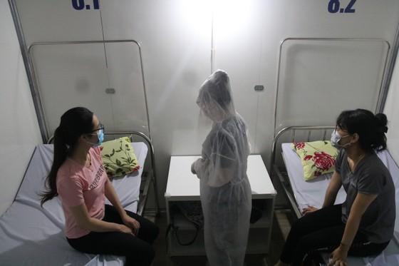 Bệnh viện dã chiến Tiên Sơn diễn tập tiếp nhận bệnh nhân với số lượng lớn ảnh 5