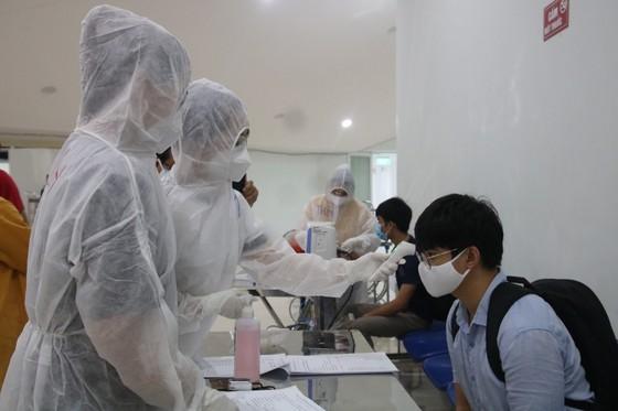 Bệnh viện dã chiến Tiên Sơn diễn tập tiếp nhận bệnh nhân với số lượng lớn ảnh 4