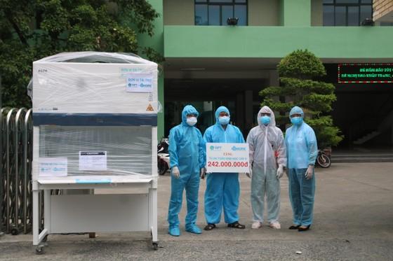 Bệnh viện Đà Nẵng tiếp nhận Tủ an toàn sinh học cấp II ảnh 1
